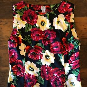 Tristan Fitted Flower tank